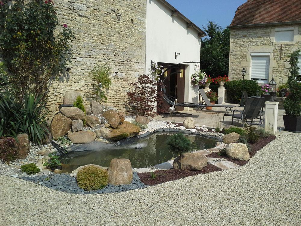 Création et aménagement de jardins - Verrières, Troyes, La Chapelle ...